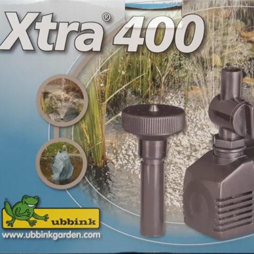 Xtra 400 kerti szivattyú