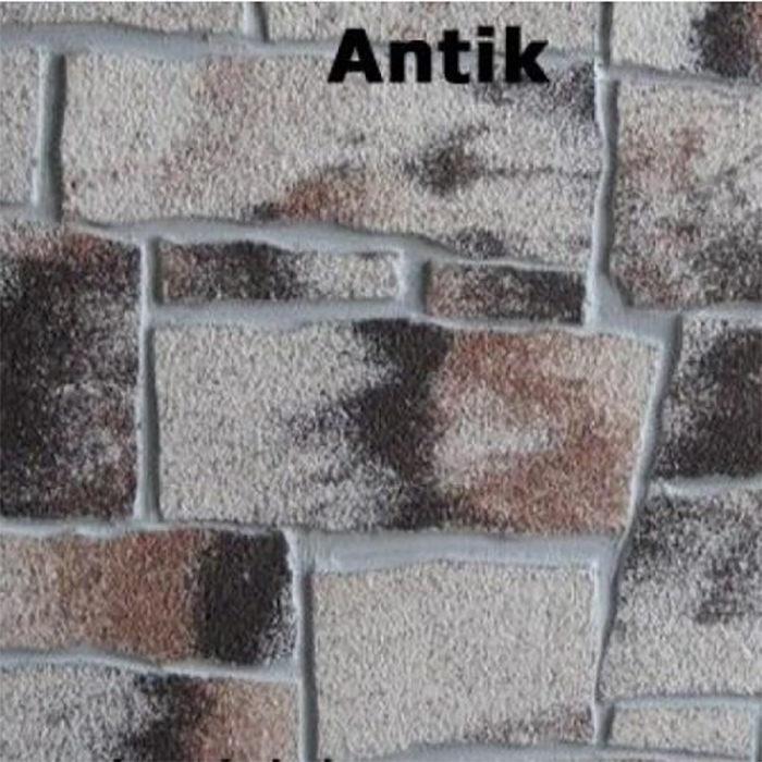 Antik hasított kő struktúra - Delap