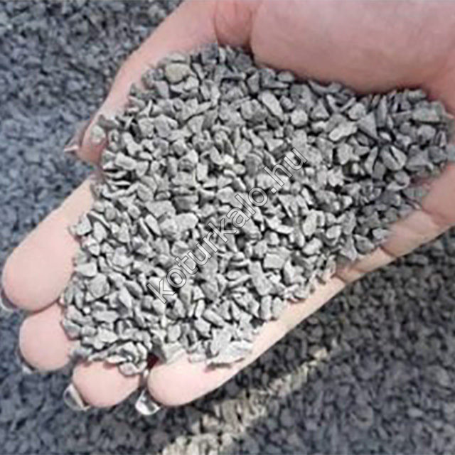 Bazalt zúzalék 2-4 mm