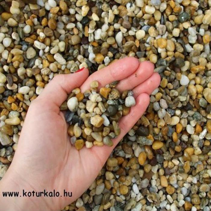 Gyöngykavics 4-8 mm
