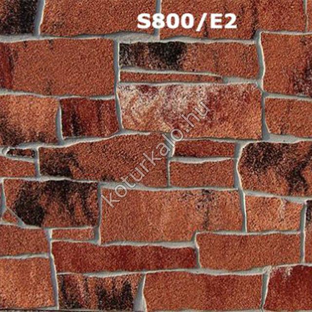 S800-E2 hasított kő struktúra DELAP