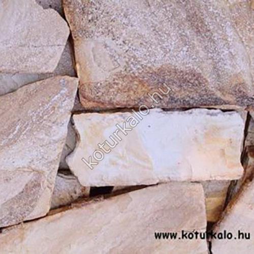 Solevo gneisz – szabálytalan burkolókő