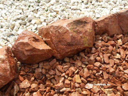Zúzott kövek