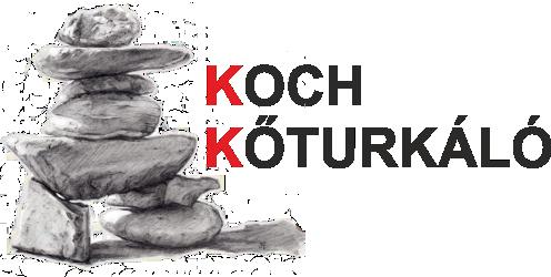 Kőturkáló Logo