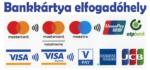 Bankkartya elfogadóhely Szigetszentmiklós